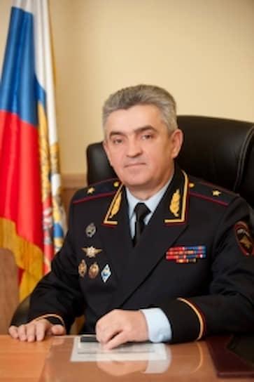 Начальник УМВД по Северо-Западному округу генерал-майор Анатолий Фещук