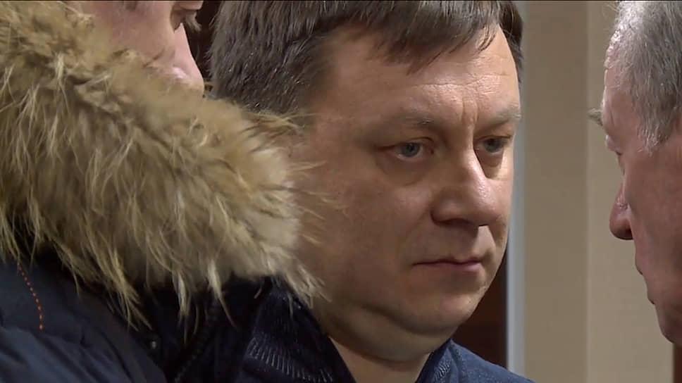 Бывший судья арбитражного суда Алтайского края Руслан Тэрри
