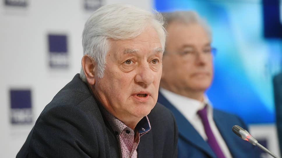 Валентин Горбунов устал и ушел