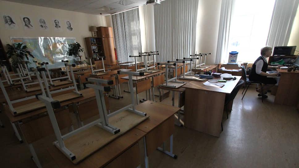 Российские школы уходят на антивирусные каникулы