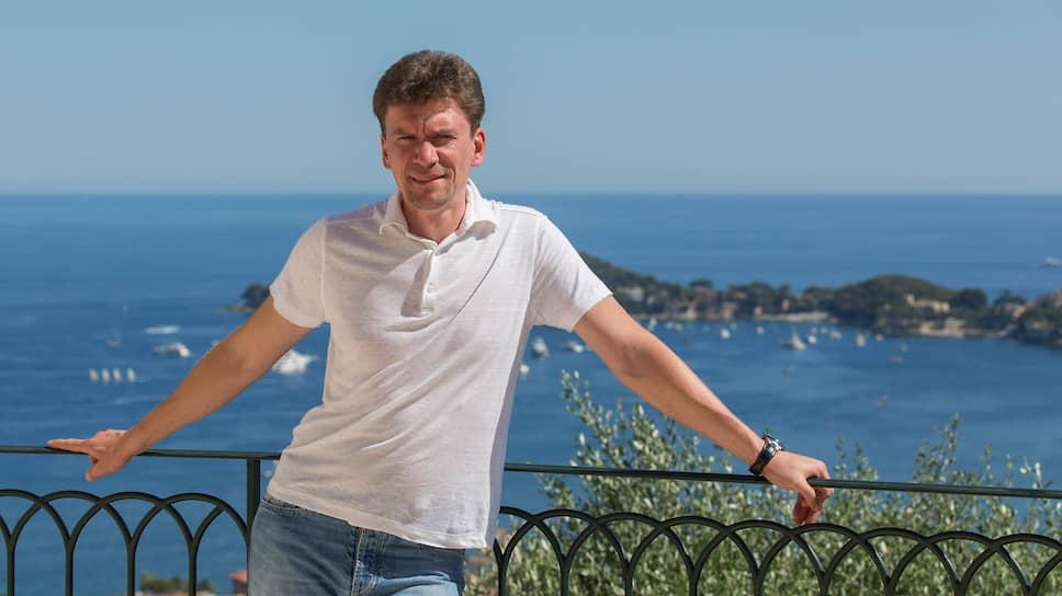Владелец компании «Т-платформы» Всеволод Опанасенко