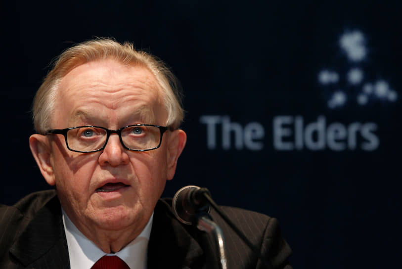 23 марта бывшему президенту Финляндии Марти Ахтисаари (1994–2000) был поставлен диагноз коронавирусная инфекция. Ранее сообщалось, что вирус был подтвержден у его супруги Ээвы. 14 апреля стало известно, что 82-летний лауреат Нобелевской премии мира сдал отрицательный тест