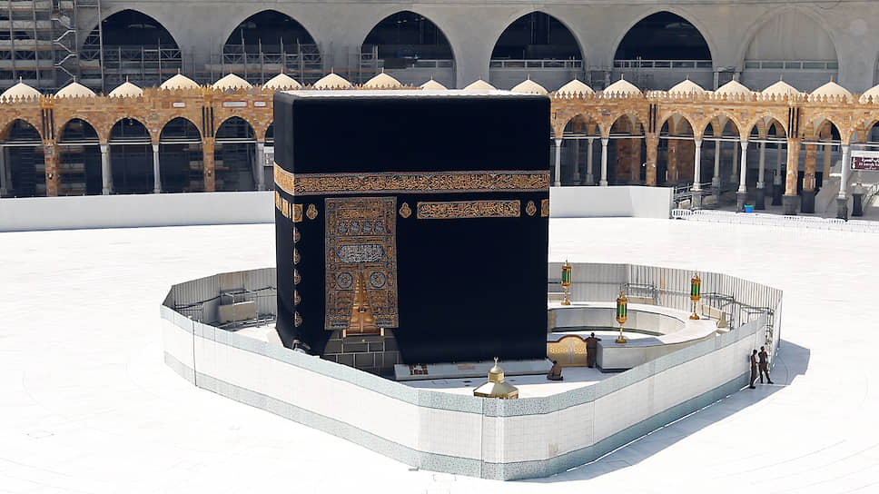 Большая (Заповедная) мечеть в Мекке