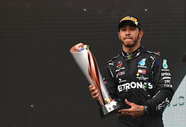1 декабря стало известно, что семикратный чемпион «Формулы-1» Льюис Хэмилтон сдал положительный тест на коронавирус