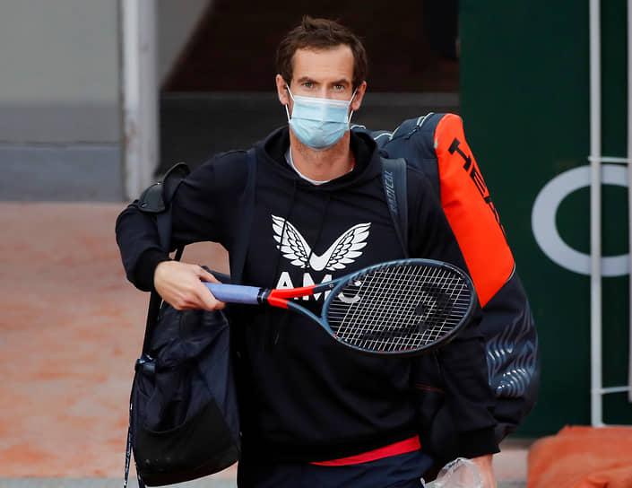 14 января стало известно, что трехкратный победитель турниров «Большого шлема» теннисист Энди Маррей заразился коронавирусом и ушел на самоизоляцию