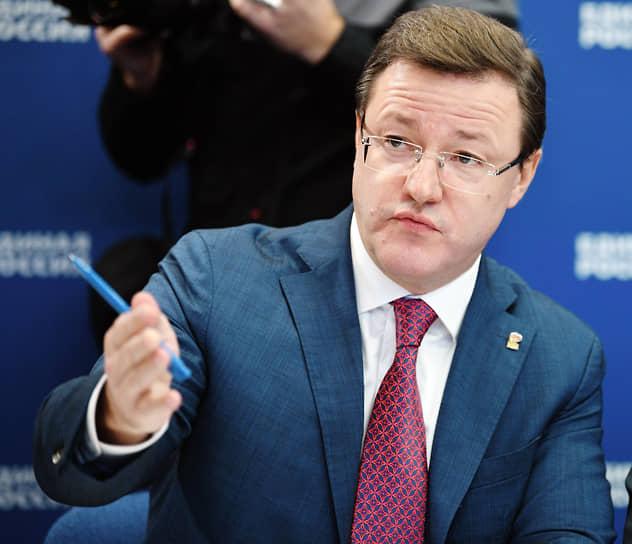 9 октября губернатор Самарской области Дмитрий Азаров сообщил, что заразился коронавирусом
