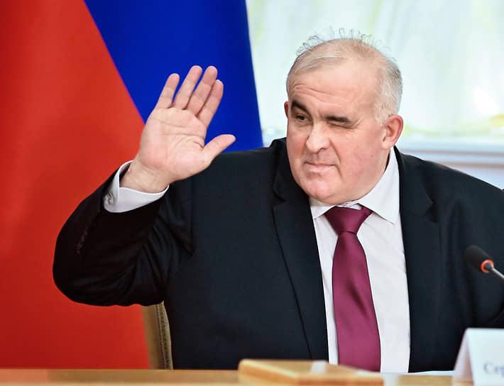 14 октября губернатор Костромской области Сергей Ситников сдал положительный тест на коронавирус