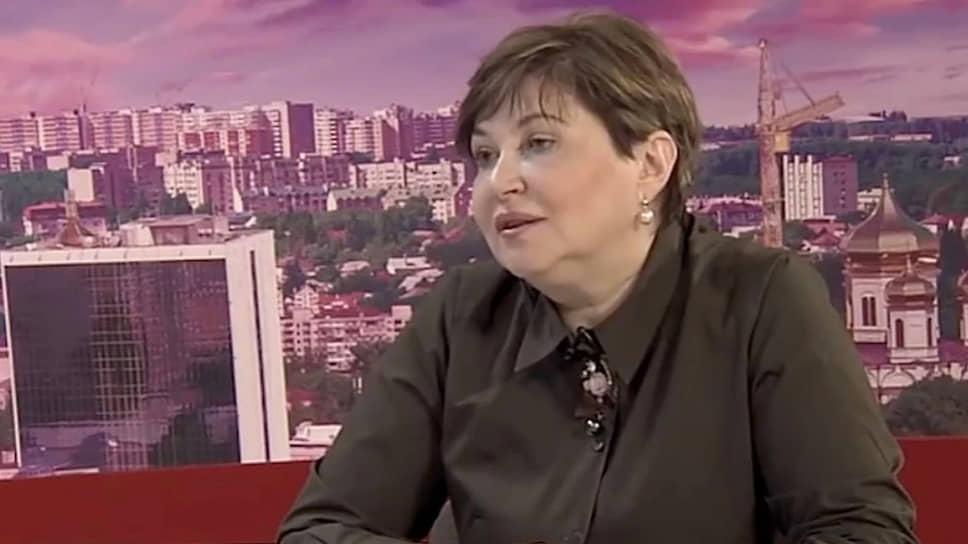 Главный инфекционист Ставрополья Ирина Санникова