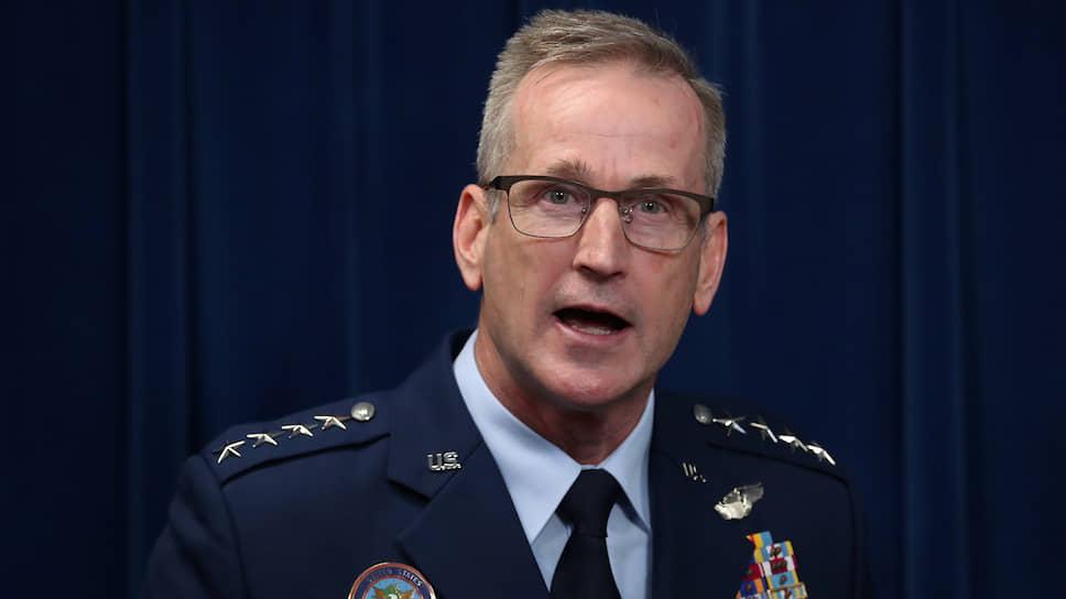 Глава Северного командования вооруженных сил США Теренс О'Шоннеси