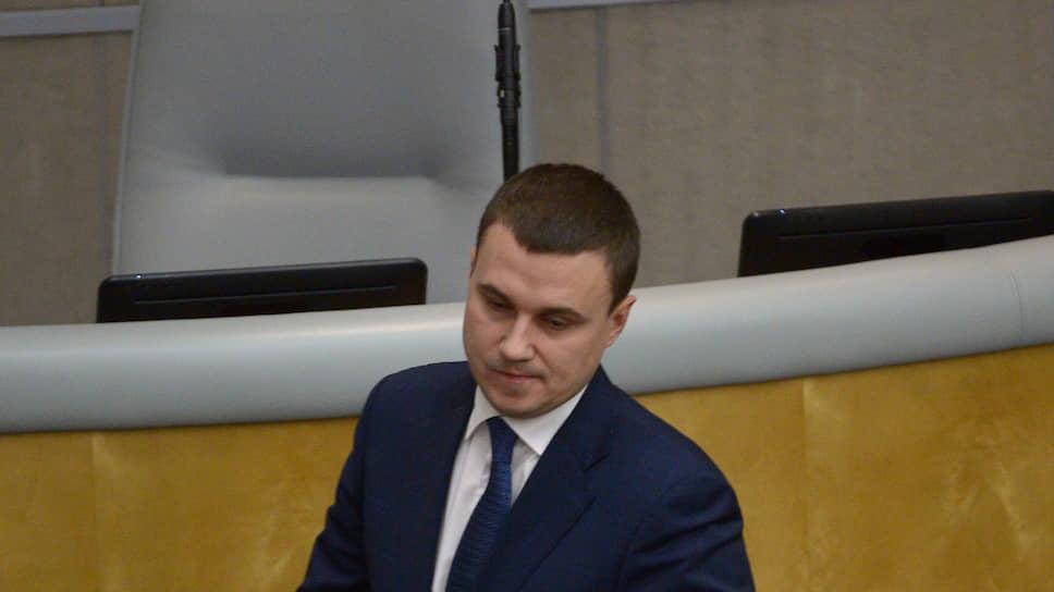 Михаил Расстригин