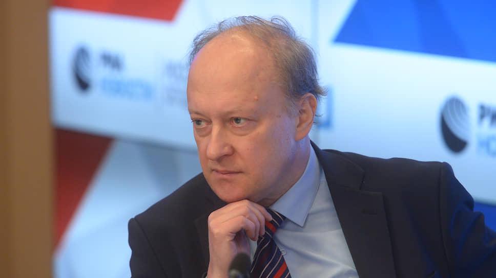 Эксперт клуба «Валдай», генеральный директор Российского совета по международным делам Андрей Кортунов