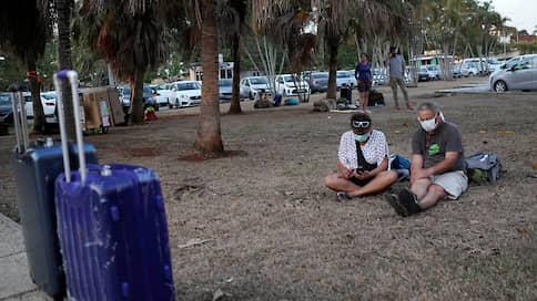 """Куба: туда и обратно  / Корреспонденты """"Ъ"""" — о том, как российских туристов досрочно вывезли с острова"""