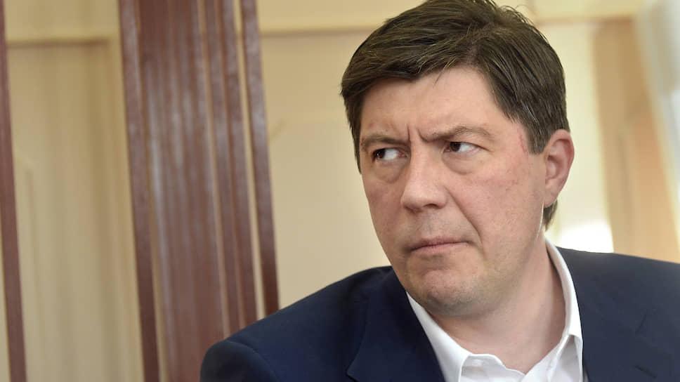 Бывший совладелец банка «Югра» Алексей Хотин