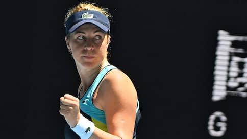 «Расписание в теннисе давно пора менять»  / Анастасия Павлюченкова — о ситуациях с тренером и коронавирусом