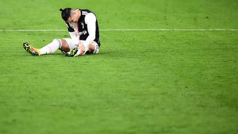 Криштиану Роналду не получит за четыре месяца  / Игроки «Ювентуса» согласились на снижение зарплаты