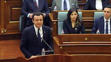 Вирус сразил правительство Косово  / при поддержке спецпредставителя президента США