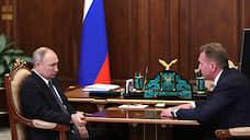 ВЭБ.РФ одолжит малому бизнесу до зарплаты  / Госкорпорация отчиталась перед президентом