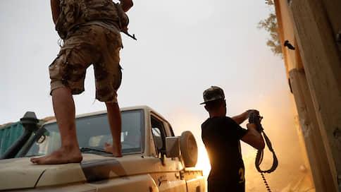 Евросоюз берет ответственность за Ливию  / Брюссель проконтролирует соблюдение оружейного эмбарго