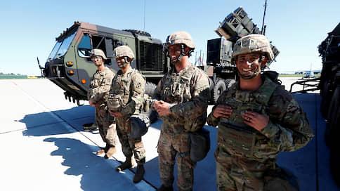 Патриотический привет Ирану  / США разместили в Ираке новые зенитные ракетные комплексы