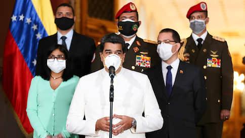 Николасу Мадуро план не писан  / Каракас отверг предложение США по венесуэльскому урегулированию
