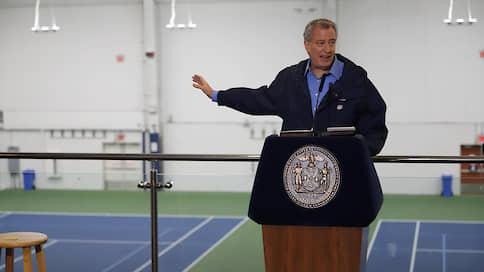 US Open вступает в борьбу с коронавирусом  / после отмены Wimbledon