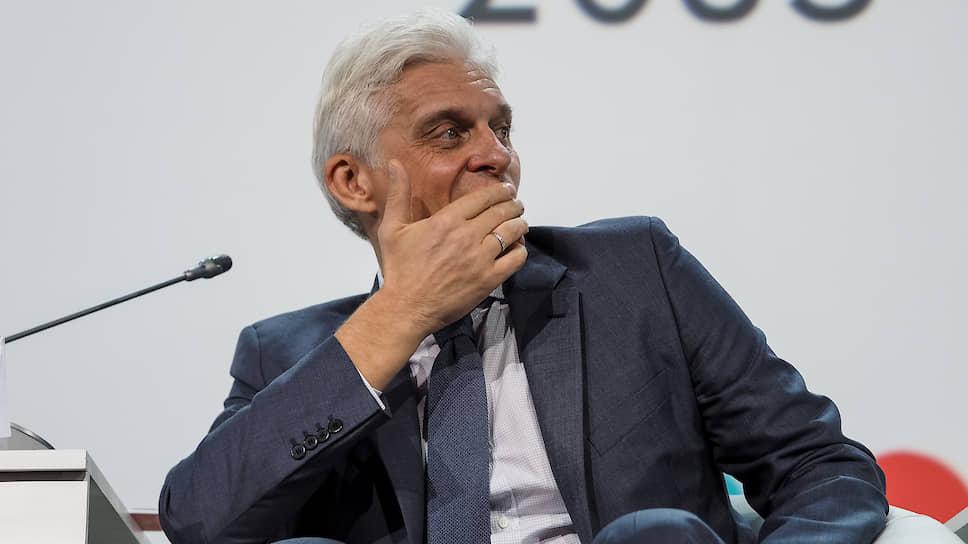 Бизнесмен Олег Тиньков