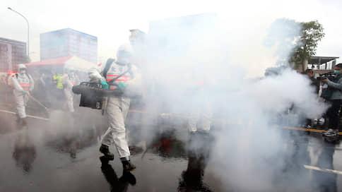 Островок стабильности в океане вируса  / Тайвань внедряет «умные меры» борьбы с пандемией