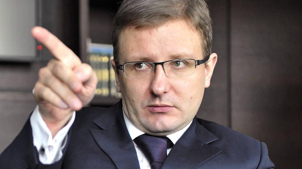 Новый гендиректор «Вымпелкома» Александр Торбахов