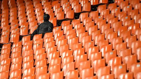 Бельгийскую капитуляцию сочли предательством  / UEFA считает недопустимым досрочное завершение национальных футбольных чемпионатов