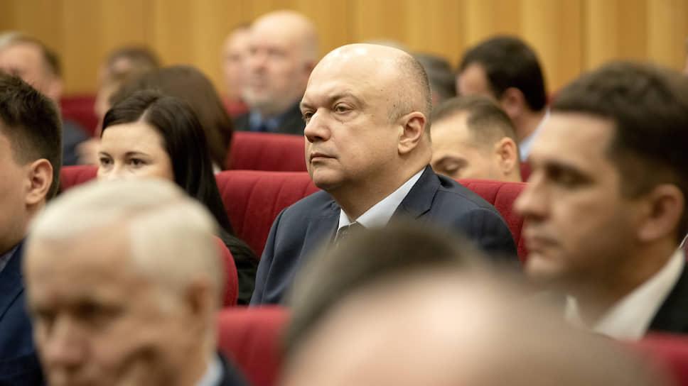 Вице-губернатор Кировской области Андрей Плитко (в центре)