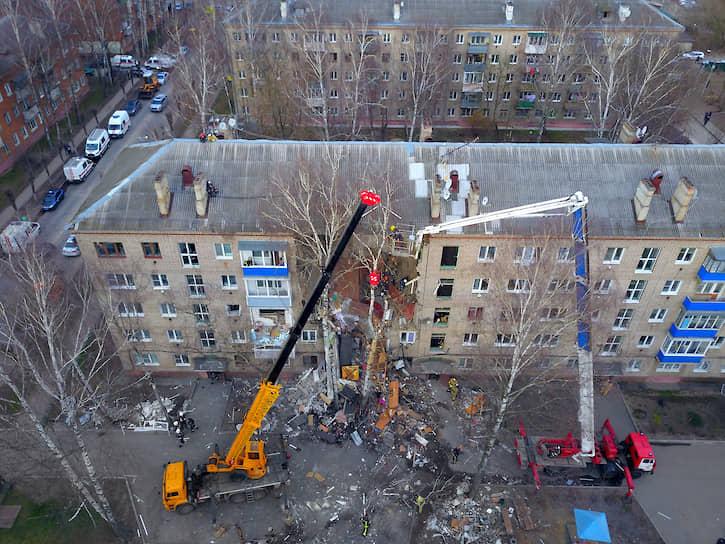 Причину взрыва будет устанавливать Следственный комитет по Мособласти