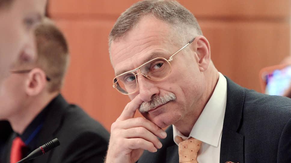 Депутат Мосгордумы Михаил Тимонов