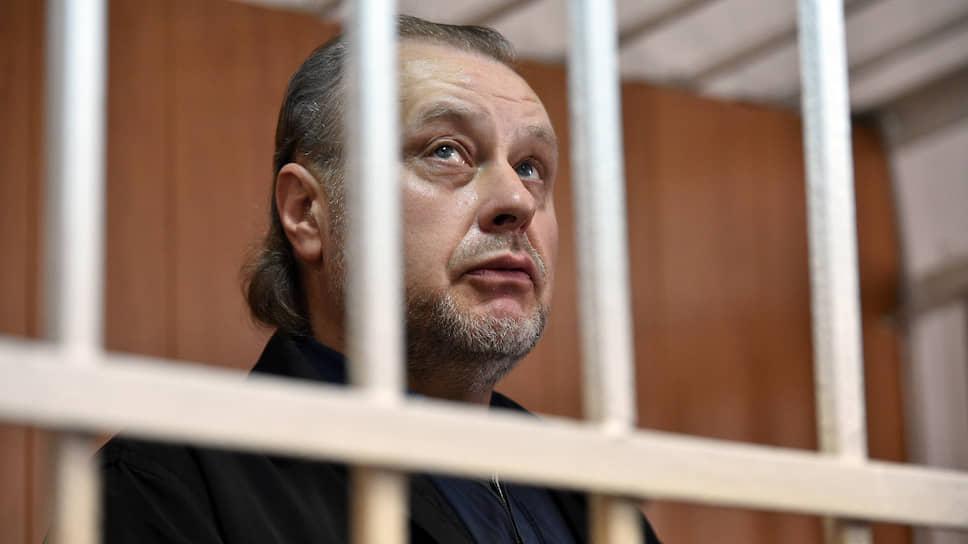 Бывший заместитель директора Федеральной службы  исполнения наказаний Олег Коршунов
