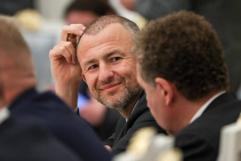 9-е место. Основной акционер «Еврохима» Андрей Мельниченко — $12,5 млрд