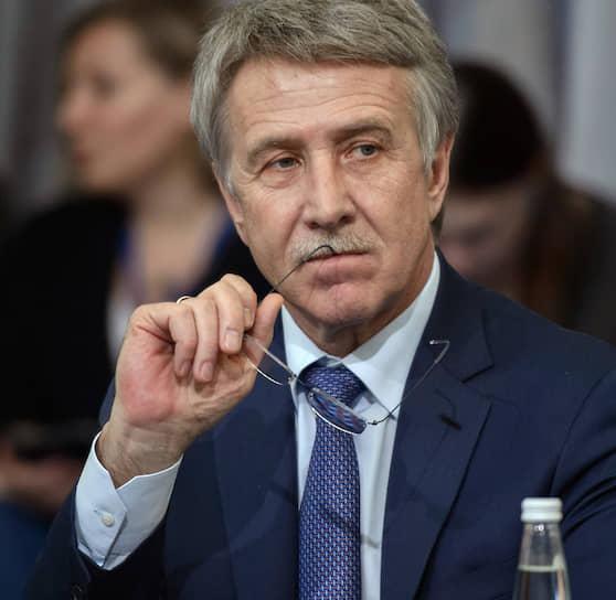 3-е место. Основной акционер НОВАТЭКа и СИБУРа Леонид Михельсон — $17,1 млрд