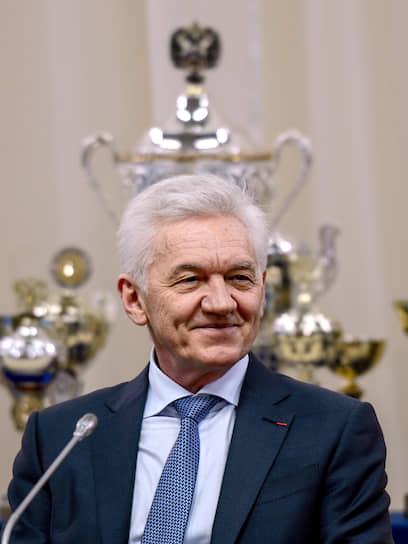 6-е место. Владелец частной инвестиционной группы Volga Group Геннадий Тимченко — $14,4 млрд