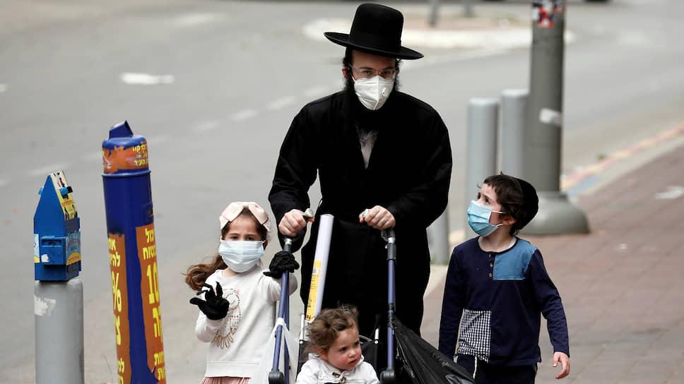 Почему израильские ортодоксы отвергают карантин