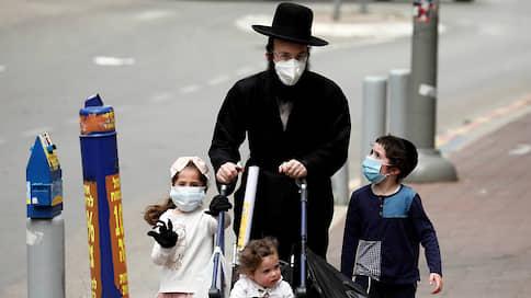 Молот Торы  / Израильские религиозные ортодоксы отвергли карантин и борются с эпидемией молитвой