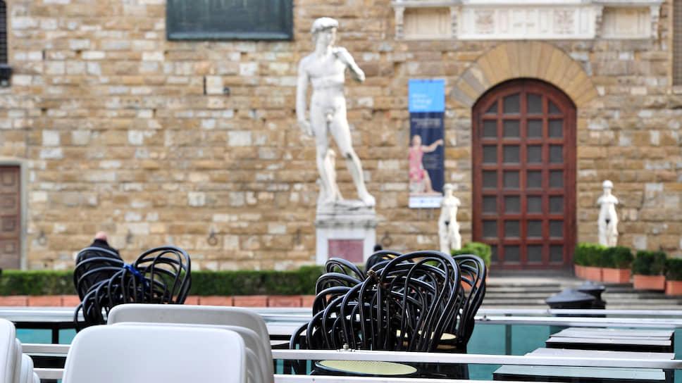 Как вирус остановил половину бизнеса в Италии