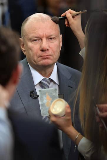 1-е место. Основной владелец «Норильского никеля» Владимир Потанин — $19,7 млрд