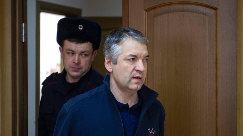 Бывший заместитель руководителя управления Росрезерва по СФО Илгиз Гарифуллин