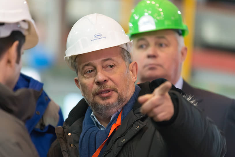 2-е место. Основной акционер НЛМК Владимир Лисин — $18,1 млрд