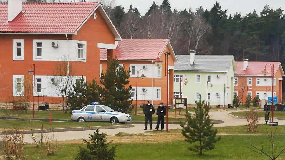 Обсервация в санатории Пушкино