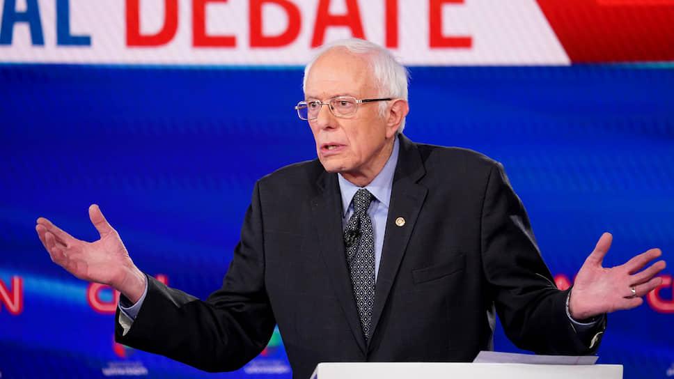 Как Берни Сандерс вышел из президентской гонки, но не оставил борьбу за власть