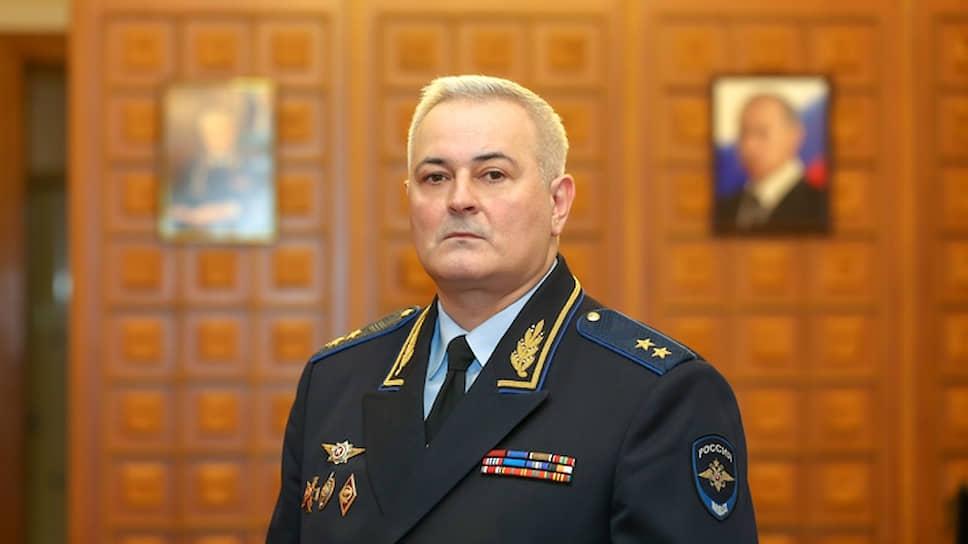 Заместитель Министра внутренних дел Российской Федерации Александр Романов