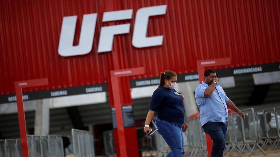 Турнир UFC 249 отложен из-за коронавируса