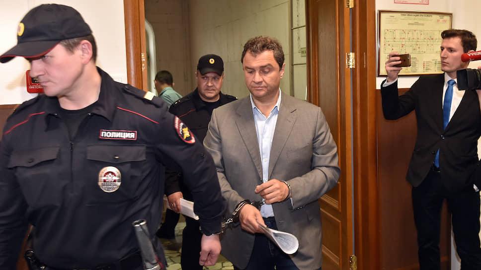 Бывший заместитель министра культуры России Григорий Пирумов