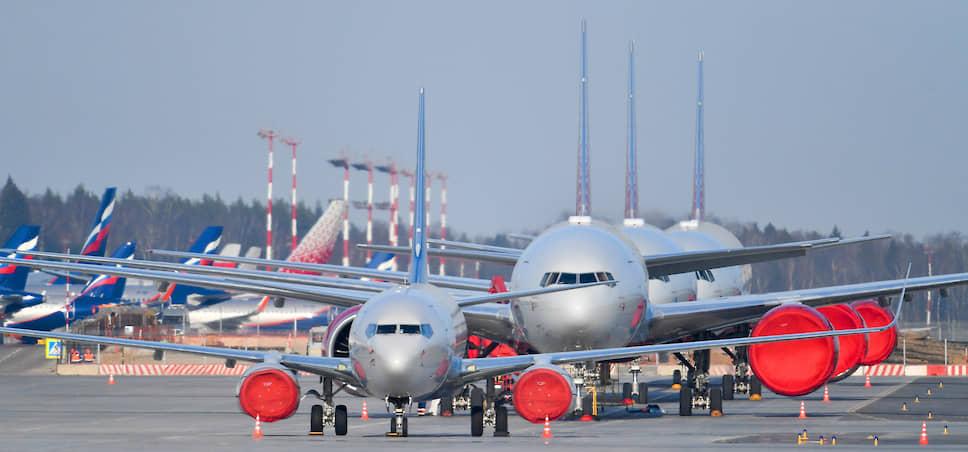 1 апреля был закрыт терминал D в московском аэропорту Шереметьево. С 20 марта закрыты терминалы Е и С. Суммарный пассажиропоток в аэропортах Шереметьево, Домодедово и Жуковский снизился более чем на 90%
