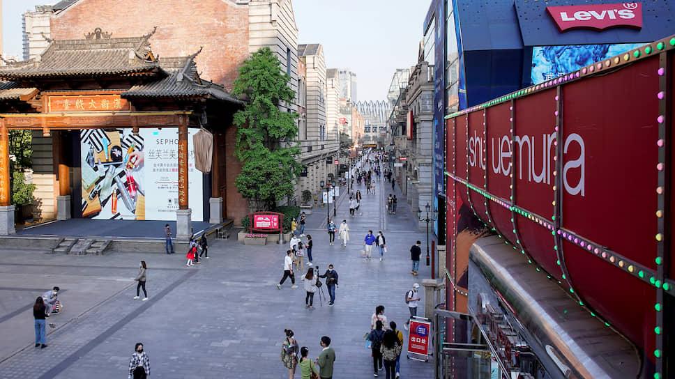 Малый и средний бизнес китайского города не смог выйти из карантина
