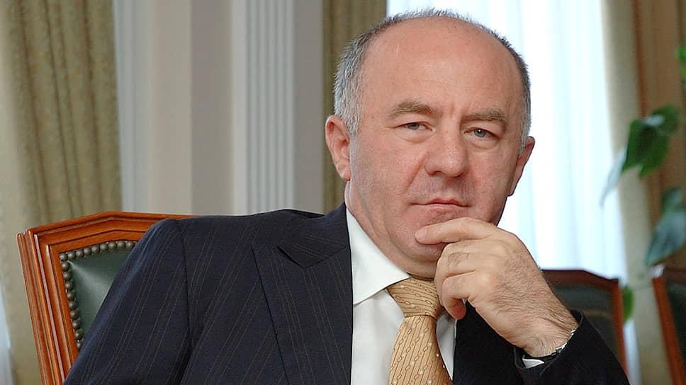 Бывший руководитель «МРСК Северного Кавказа» Магомед Каитов